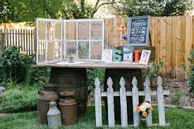 backyard wedding decorations diy home outdoor decoration