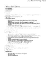 customer service advisor resume sample  resume sample customer