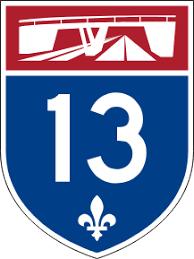 Quebec Autoroute 13