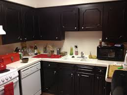 the beauty of refinished not replaced kitchen cabinets