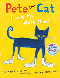 #20 Pete the Cat: I Love My