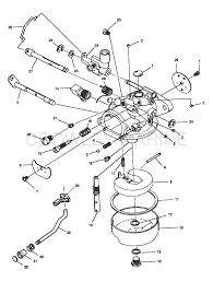 carburetor 15 90c 92b u0026 ser e000001 thru e127699 mercury