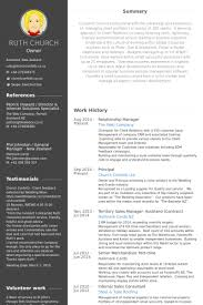 Sample Resume For Customer Service Representative Telecommunications by Relationship Manager Resume Samples Visualcv Resume Samples Database