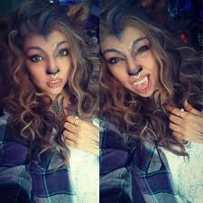 Wolf Halloween Costume Popiatom U0027s Photo Instagram Teenage Werewolf