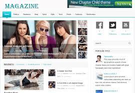 Best Celebrity WordPress Themes   WP Solver
