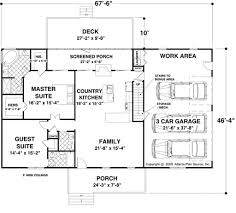 peachy 14 1500 square foot single story house plans home design