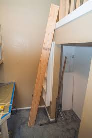 building a stair ladder hybrid for a loft extreme how to