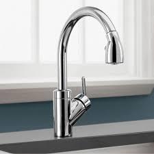 Kitchen Faucet Brass Antique Brass Blanco Meridian Semi Professional Kitchen Faucet