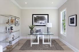 Open Home Office Contemporary Home Office With Carpet U0026 Hardwood Floors Zillow