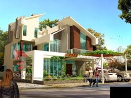 Home Interior Design Kerala by Beauty Indian Style 3d House Elevations Kerala Home Design And