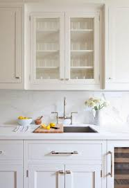 Kitchen Sink With Cutting Board Transitional Kitchen - Marble kitchen sinks