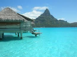 everyday delights tahitian honeymoon day 9 bora bora over water