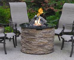 Fire Pit Pad by Accessories Attractive Rectangular Black Granite In Grey Metal