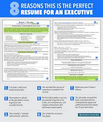 resume writing for experienced ideal resume for someone with a lot of experience business insider perfect resume for an executive