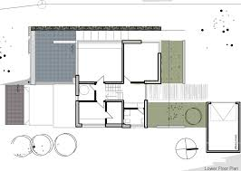 Floor Plans For Split Level Homes Contemporary Split Level Home In Aalen Germany