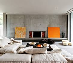 Interior Design Ideas  Inviting Concrete Interiors Design Milk - Apartment interior design blog
