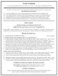 Resume Template  Entry Level Accounting Resume Objective     happytom co