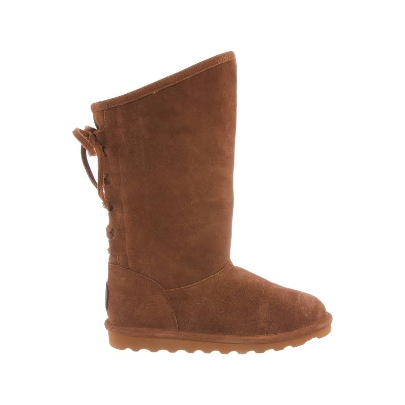 Bearpaw Phylly Hickory Ii Mid-Calf Suede Over-the-Knee 7M