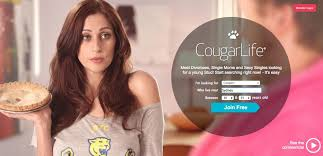 CougarLife   waste of time or recommendation  Picture  Cougar Life registration page