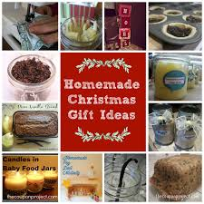 Home Made Christmas Gifts by Christmas Gift Ideas