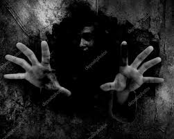 black and white halloween backgrounds black and white horror background for halloween concept u2014 stock