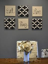 Red White And Black Kitchen Ideas Red White And Black Kitchen Or Dining Room Wall Art Like The