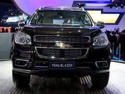 Chevrolet Trailblazer: novo SUV da GM