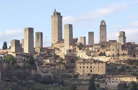 San Gimignano Events   July 2012