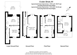 cruden street islington n1 4 bedroom terraced house for sale
