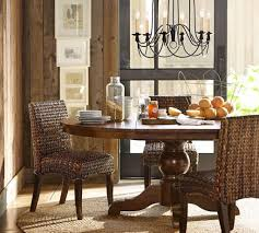 dining room pedestal table sumner extending pedestal dining table