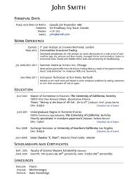 Computer Technician Resume Sample by Student Resume Templates High Student Resume Example