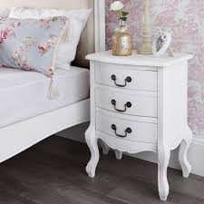 White Shabby Chic Dressing Table by Shabby Chic White Bedroom Furniture Bedside Tables Dressing