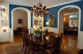 12 Foot Dining Room Tables How To Decorate A Recessed Wall Niche In Your Dining Room Top