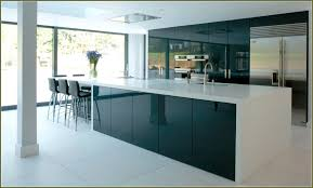 decor beautiful teal kitchen cabinets for kitchen remodeling waterfall countertop and teal kitchen cabinets with bar stools also glass walls