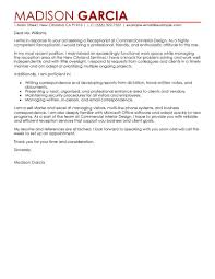 Cover Letter  Administrative Assistant Cover letter Samples   Free Letter Sample Download   Download Your Letter Sample And