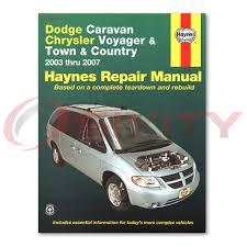 28 2000 chrysler grand voyager repair manual 36394 haynes