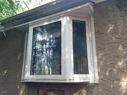 How To Replace A House Window How To Repair Rotten Plywood Board Under Vinyl Bay Bow Window