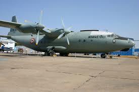 1968 Indian Air Force An-12 crash