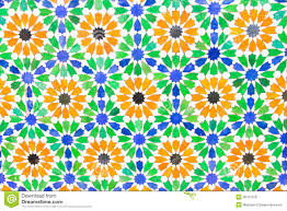 facade of the moroccan style stock photo image 43570583