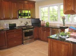 Kitchen Counter Designs by Kitchen Gorgeous Small Kitchen Design And Decoration Using Black
