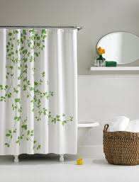 bathroom shower curtain shows your taste how ornament my eden