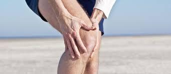 cedera bagian lutut