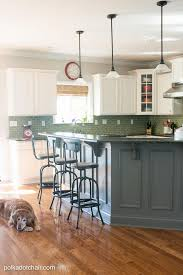 Painted Kitchen Floor Ideas Painted Kitchen Cabinet Ideas And Kitchen Makeover Reveal The