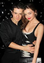 Orlando Bloom  Miranda Kerr split after six years together  couple confirms      The Lord