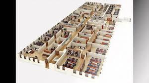 3d Floor Plans by Floor Plan 3d Office Video Vtarc Youtube