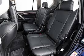 does lexus make minivan 2017 lexus gx 460 first test posh and aging off roader motor