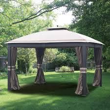 Lowes Gazebos Patio Furniture - garden winds gazebo replacement garden winds