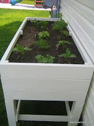 best 25 raised herb garden ideas on pinterest raised gardens