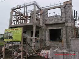 savannah trails house construction project in oton iloilo