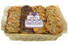 anniversary gift basket gift baskets cookie delivery ca oakville